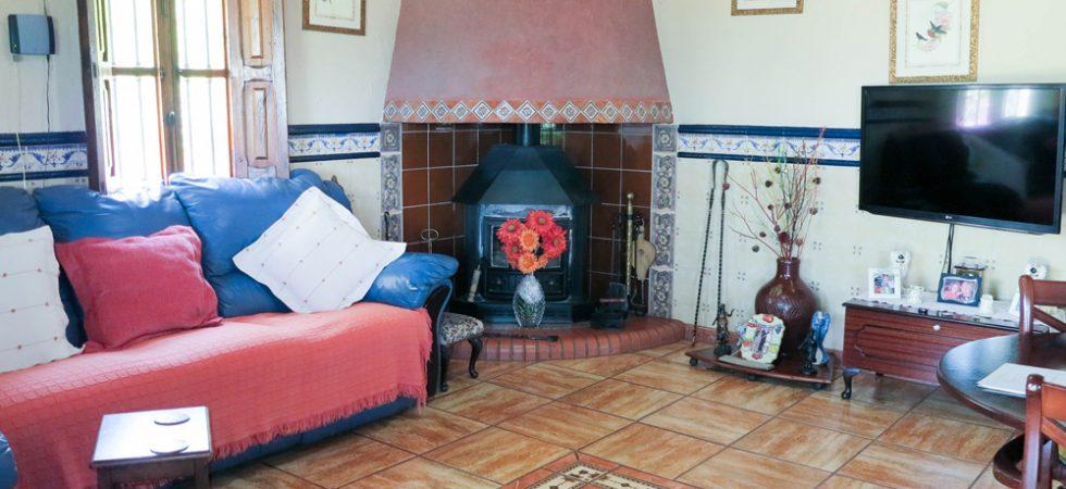 Lounge/dining room - 18m²