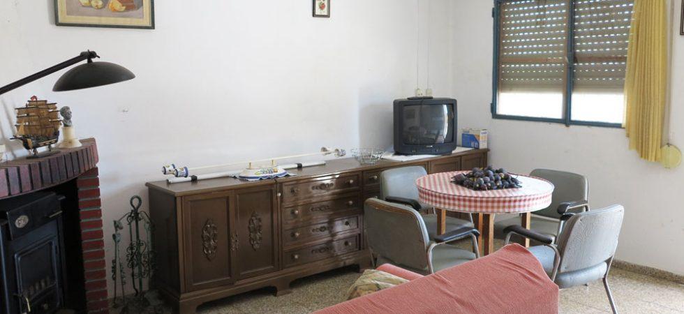 Lounge/dining room - 16m²