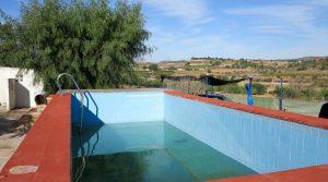 7m x 3m swimming pool