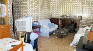 Lounge/dining room - 26m²