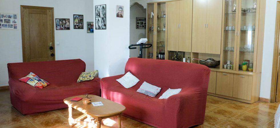 Lounge/dining room - 48m²