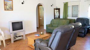 Lounge/dining room - 32m²