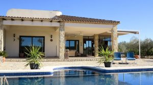 Modern luxury villa for sale Chella Valencia – 018727
