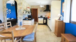 Kitchen/dining room - 29m²