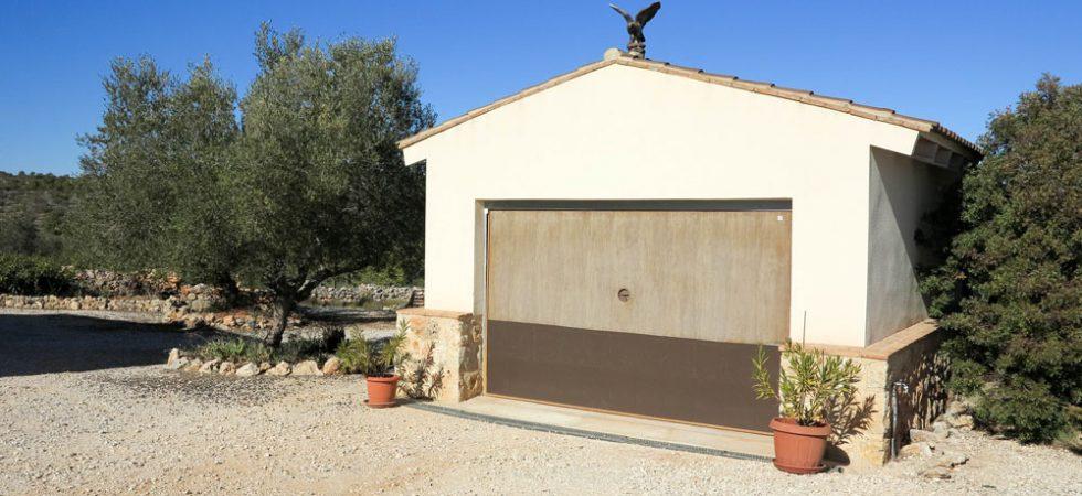 Garage - 24m²
