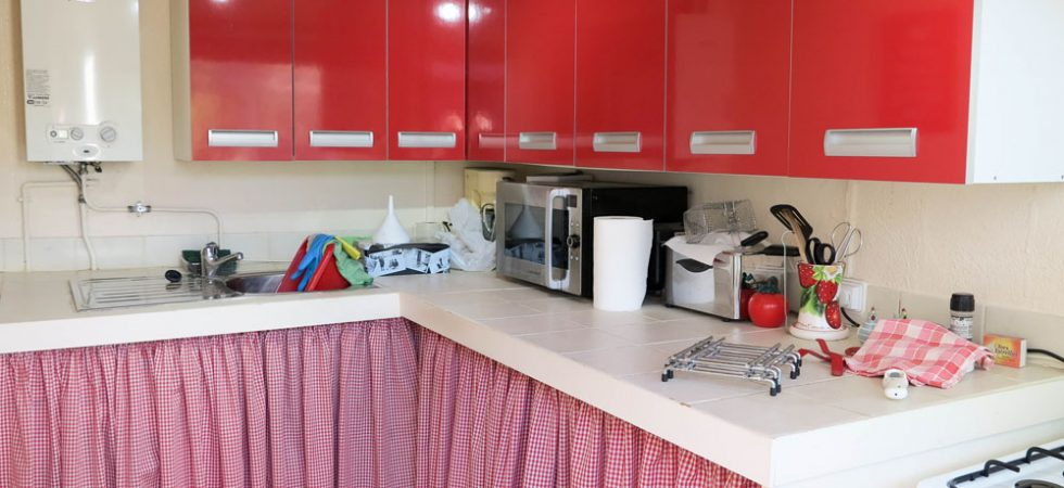 Outside kitchen - 6m²