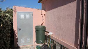 Boiler house - 4m² Pellet heating system