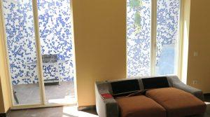 Lounge terrace - 20m²