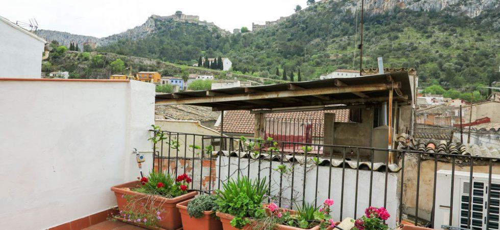 Roof terrace - 25m²