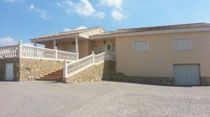 Modern villa to rent Alberic Valencia – R018733
