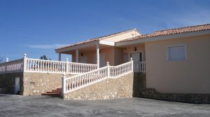Beautiful modern villa for sale Alberic Valencia – 018733