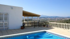 Villa with beautiful views for sale Monserrat Valencia – 018734