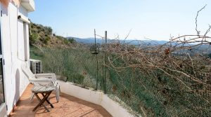 Apartment sunbathing terrace