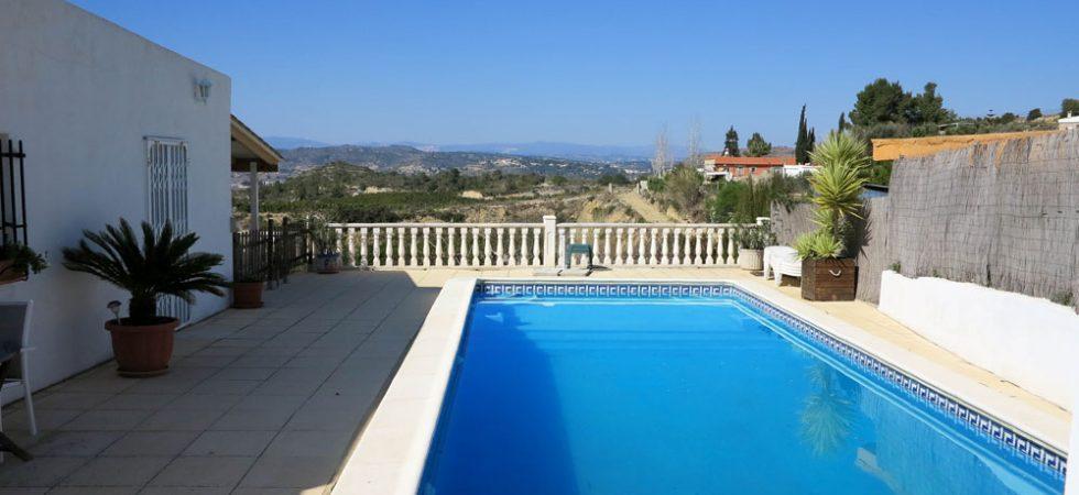 10m x 4m swimming pool