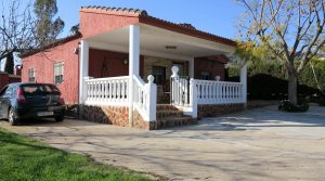 Villa to rent Montroy Valencia – R018735