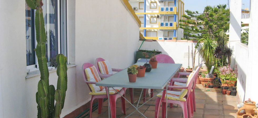 Roof terrace - 21m²