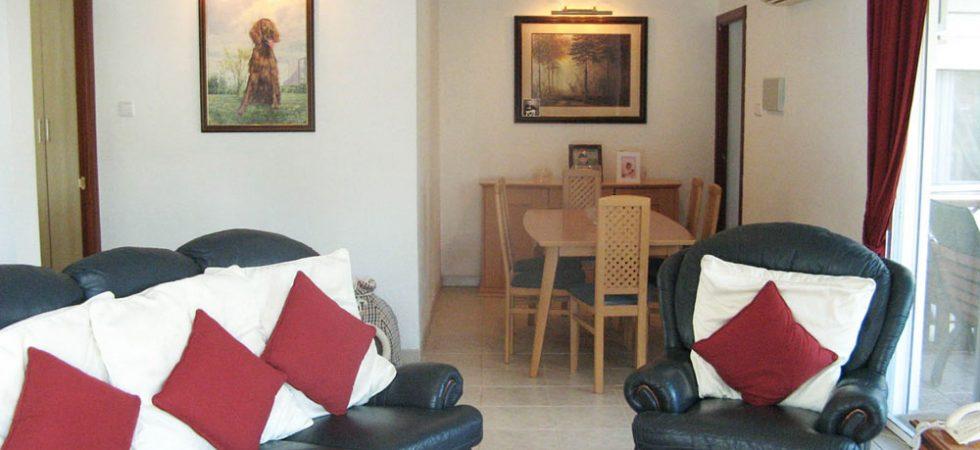 Second Villa Lounge - 29m²