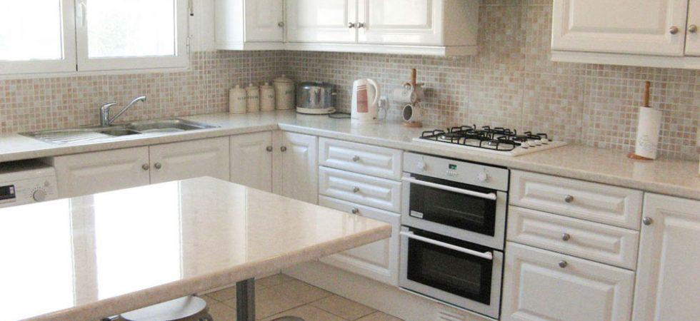 Second Villa Kitchen - 11m²
