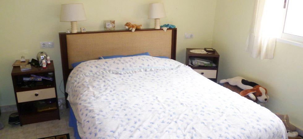 Apartment Bedroom 2 - 10m²