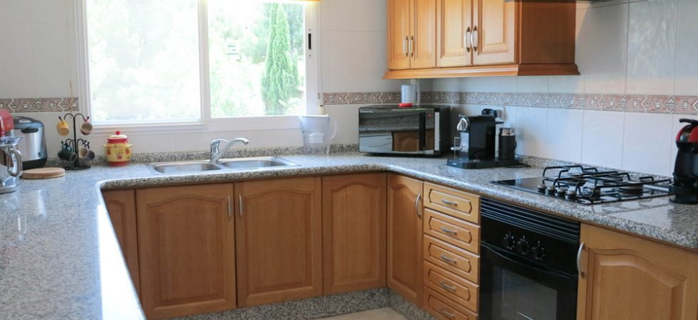 American kitchen - 12m²