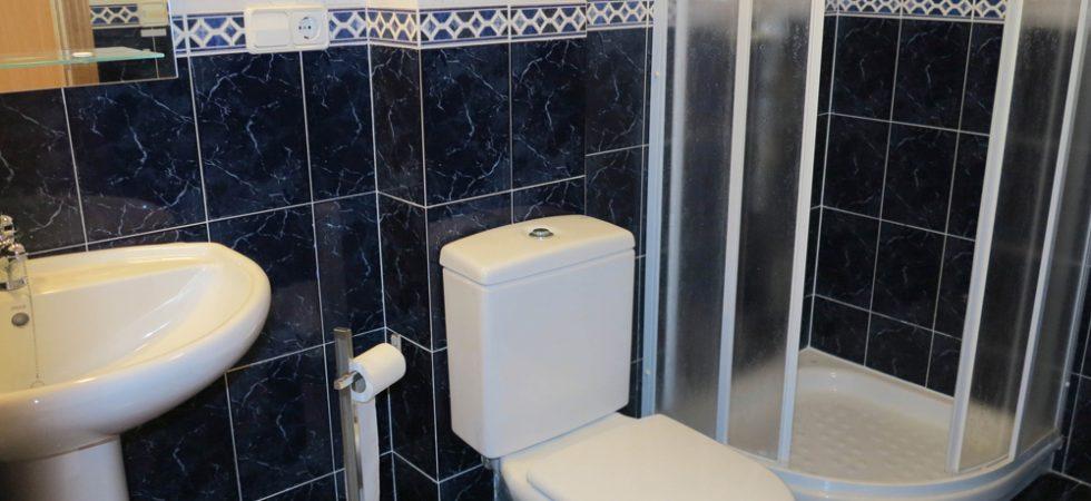 Bathroom - 4m²