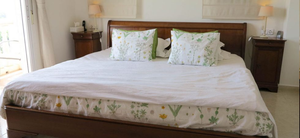 Bedroom 1 - 20m²