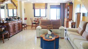 Lounge/dining room - 33m²