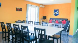 Lounge/dining room - 36m²
