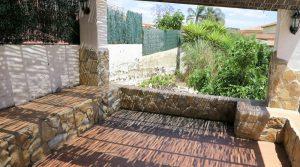 Gazebo terrace - 24m²