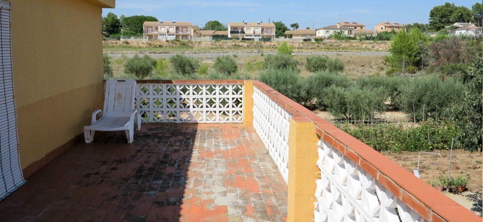 Balcony terrace - 30m²