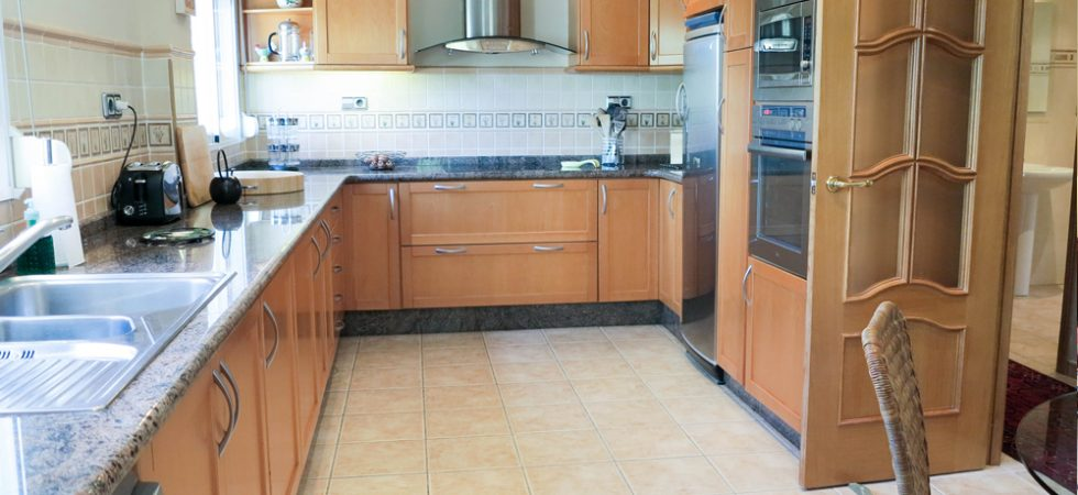 Kitchen - 17m²