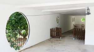 Garage tunnel - 38m²