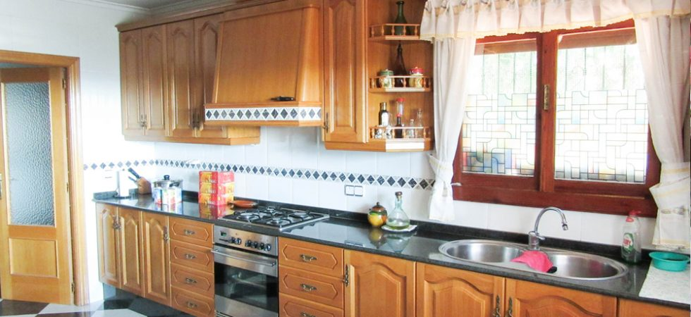 Kitchen - 20m²