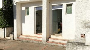 2 x Outside bathrooms - 12m² each