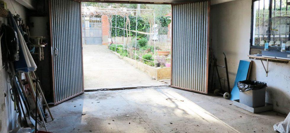 Garage - 106m²Store room - 12m²