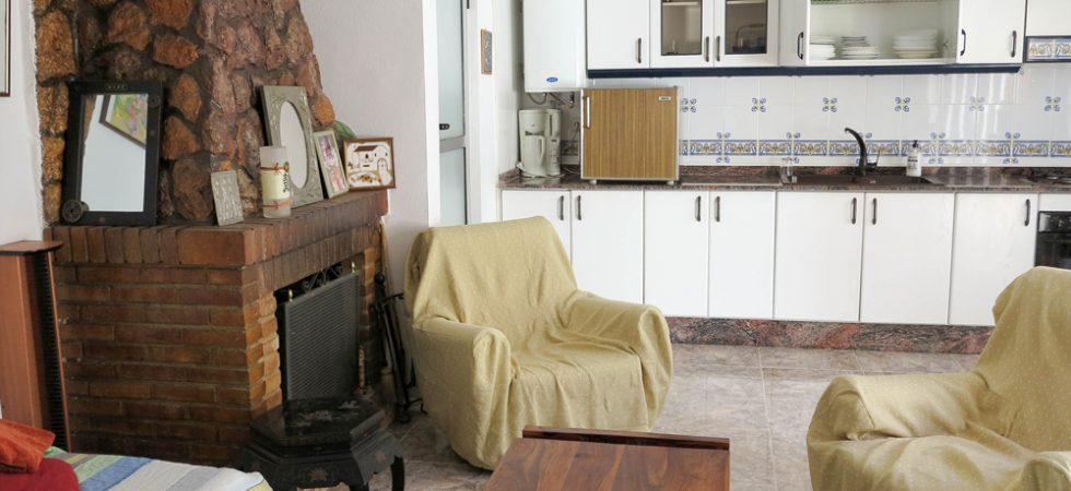 Apartment Lounge / Kitchen - 27m²