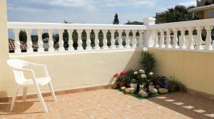 Bedroom 1 Balcony terrace - 12m²
