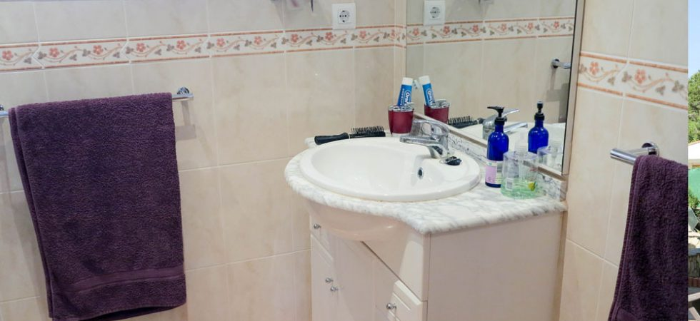 Bathroom - 3m²W.C. - 2m² (not shown)