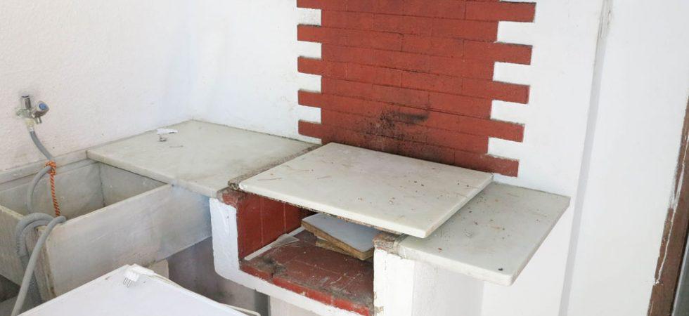 Paella house - 4m²Storeroom - 4m² (not shown)
