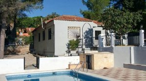 Country villa for sale Yatova Valencia – Ref: 017701