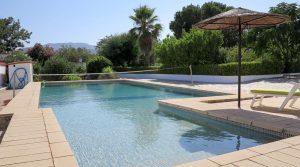 11m x 6m swimming pool