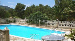 11m x 5m swimming pool