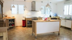 Kitchen/dining room - 44m²