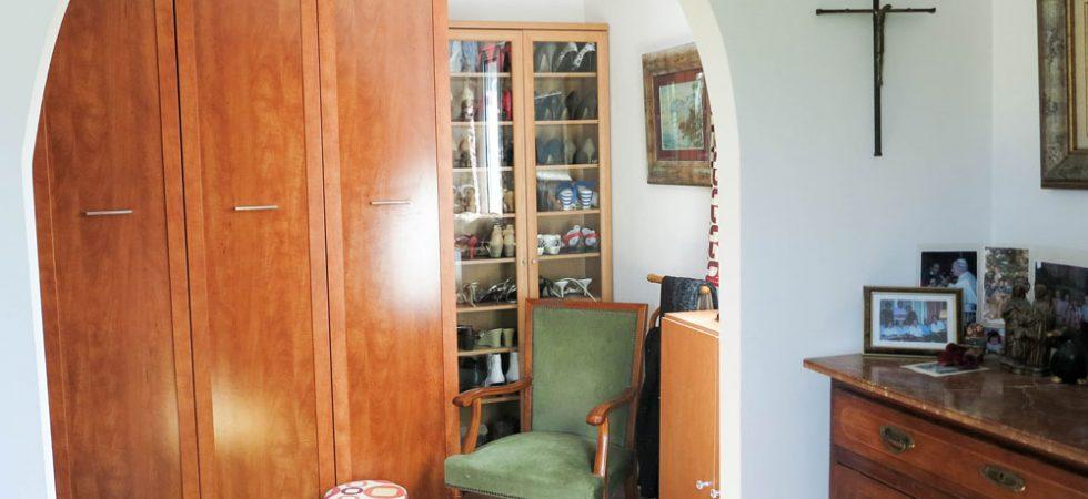 Bedroom 1 Dressing room - 16m²