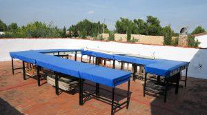 Roof terrace - 58m²