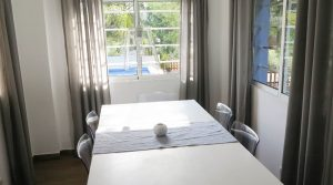 Dining area - 6m²