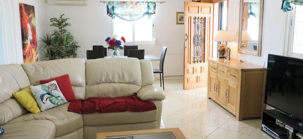 Lounge/dining room - 27m²