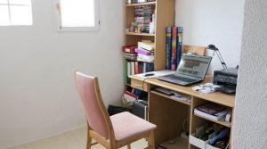 Bedroom 3 Office area - 5m²
