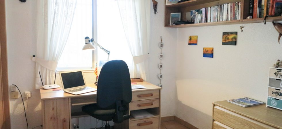 Bedroom 3 / Study - 9m²