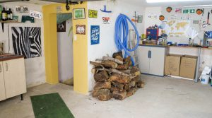 Workshop / Utility - 33m²